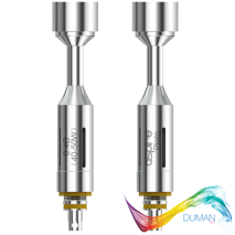 Aspire Plato Subohm atomizer cartridge with 0.4 ohm kanthal Clapton coil(Per piece)
